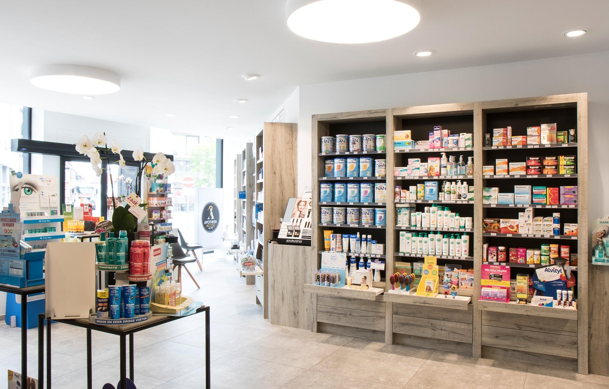 Pharmacy Accou Kuurne 2