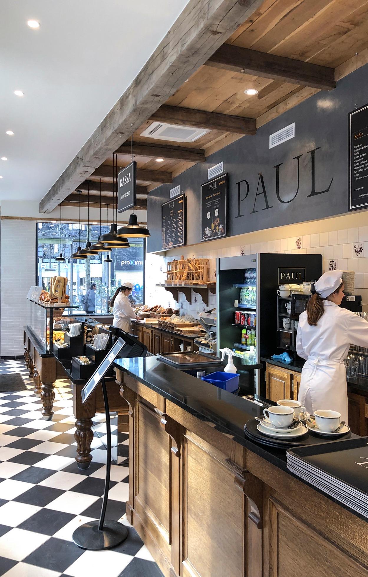 Boulangerie Paul Antwerp