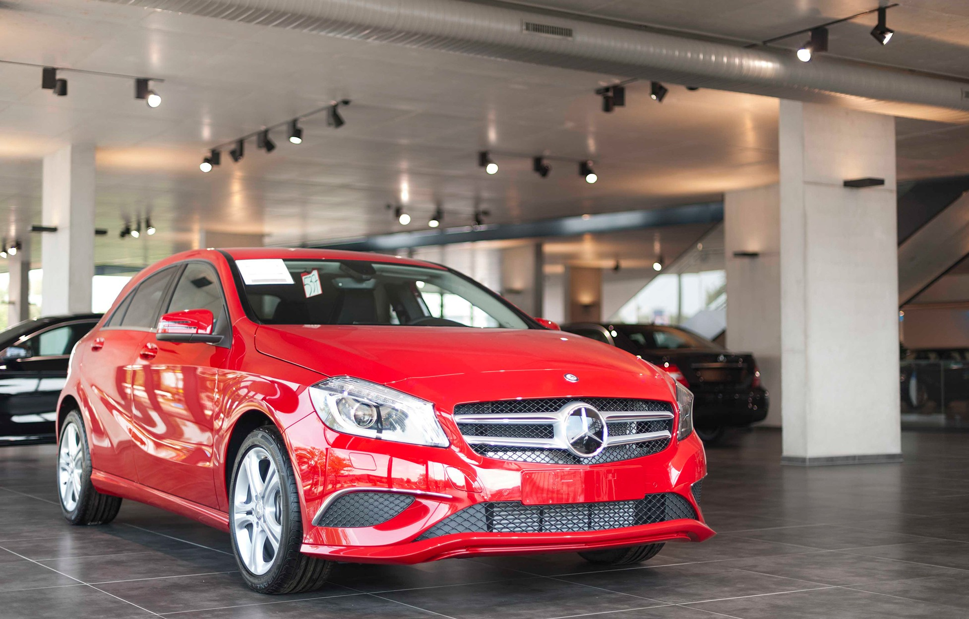 Mercedes CAC Turnhout 3