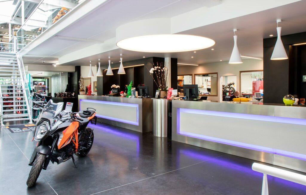 Moto's Hautekiet Ruddervoorde