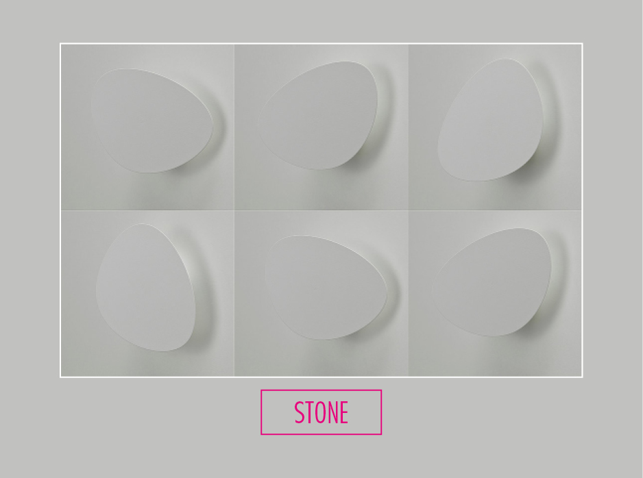 wandarmatuur Stone